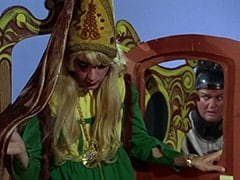 Princess Gwen (Mike Nesmith), Richard (John Lawrence)