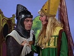Harold (Murray Roman), Princess Gwen (Mike Nesmith)