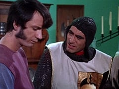 Mike Nesmith, Harold (Murray Roman)