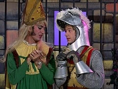 Princess Gwen (Mike Nesmith), Peter Tork