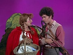 Little Red Riding Hood (Davy Jones), Micky Dolenz