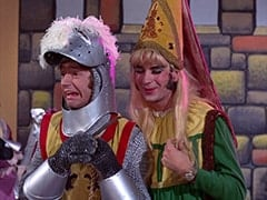 Peter Tork, Princess Gwen (Mike Nesmith)