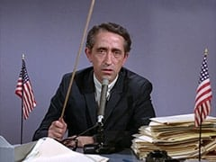 The Secretary (Pat Paulsen)