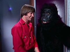 Peter Tork, Monkey (?)