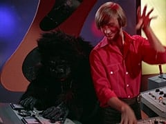 Monkey (?), Peter Tork