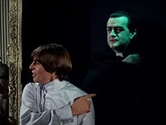 Davy Jones, The Count (Ron Masak)