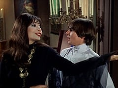 Lorelei (Arlene Martel), Davy Jones