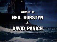 Written by Neil Burstyn & David Panich