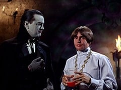 The Count (Ron Masak), Davy Jones