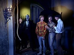 Lorelei (Arlene Martel), The Count (Ron Masak), Peter Tork, Micky Dolenz, Mike Nesmith