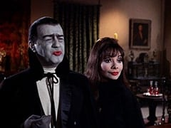 The Count (Ron Masak), Lorelei (Arlene Martel)