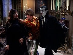 Lorelei (Arlene Martel), Peter Tork, The Count (Ron Masak)