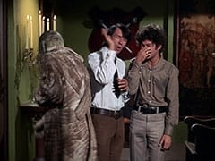 Mummy (?), Mike Nesmith, Micky Dolenz