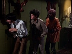 Mike Nesmith, Micky Dolenz, The Wolfman (David Pearl)