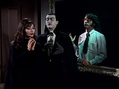 Lorelei (Arlene Martel), The Count (Ron Masak), Mike Nesmith
