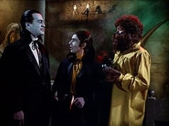 The Count (Ron Masak), Davy Jones, Micky Dolenz