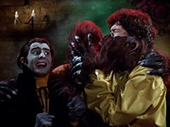 Davy Jones, The Wolfman (David Pearl), Micky Dolenz