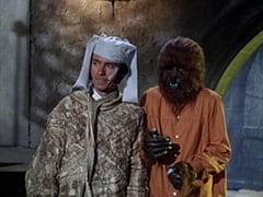 Mike Nesmith, The Wolfman (David Pearl)