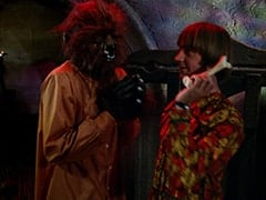 The Wolfman (David Pearl), Peter Tork