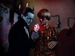 The Count (Ron Masak), Peter Tork