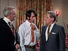 Mendrek (Hans Conried), Mike Nesmith, Manager (Henry Beckman)