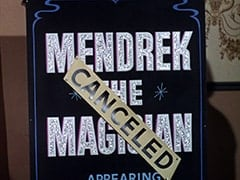 Mendrek the Magician / Canceled