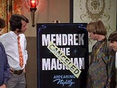Mike Nesmith, Peter Tork, Davy Jones - Mendrek the Magician / Appearing Nightly / Canceled