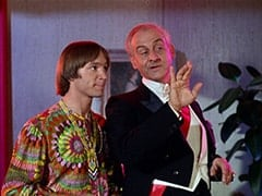 Peter Tork, Mendrek (Hans Conried)