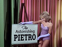 Amateur Hour Presenter (Roxanne Albee) - The Astonishing Pietro