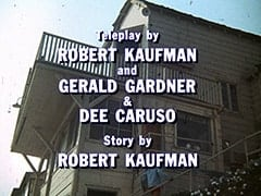 Davy Jones - Teleplay by Robert Kaufman and Gerald Gardner & Dee Caruso / Story by Robert Kaufman