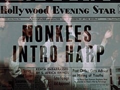 Monkees intro harp