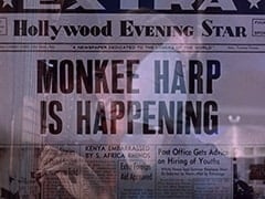 Monkee harp is happening