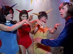Blue Devil (?), Red Devil (?), Yellow Devil (?), Peter Tork