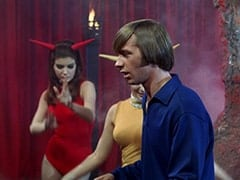 Red Devil (?), Yellow Devil (?), Peter Tork
