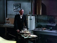 Carruthers the Butler (Maurice Dallimore)
