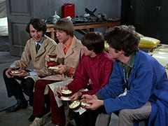 Mike Nesmith, Peter Tork, Davy Jones, Micky Dolenz