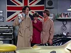 Mike Nesmith, Davy Jones, Peter Tork