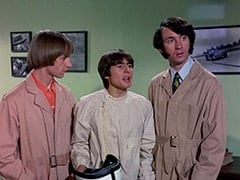 Peter Tork, Davy Jones, Mike Nesmith