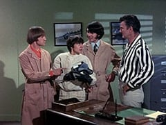 Peter Tork, Davy Jones, Mike Nesmith, Official (Don Kennedy)