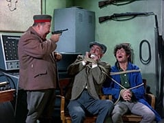 Wolfgang (Stubby Kaye), T.N. Crumpets (William Glover), Micky Dolenz