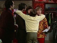 Jim (James Frawley), Mike Nesmith, Micky Dolenz, Davy Jones, Peter Tork