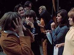 Peter Tork, Micky Dolenz, Mike Nesmith, Davy Jones, Mike's Girl, Véronique Duval, Karine Jeantet, Peter's Girl