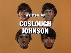 Written by Coslough Johnson