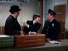Mr. Friar (Laurie Main), Davy Jones, Customs Man (Jack H. Williams)