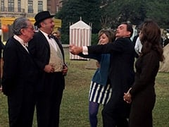 Butler (Reginald Gardiner), Mr. Friar (Laurie Main), Sir Twiggly Toppin Middle Bottom (Bernard Fox)