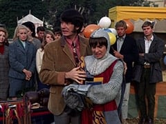 Valerie Kairys, Mike Nesmith, Davy Jones