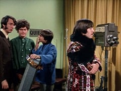Mike Nesmith, Micky Dolenz, Davy Jones, Ric Klein