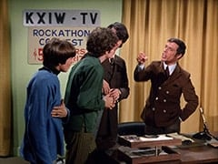 Davy Jones, Micky Dolenz, Mike Nesmith, Jerry Blavat