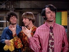 Micky Dolenz, Peter Tork, Mike Nesmith