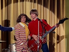 Miss Jones (Davy Jones), Peter Tork
